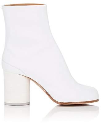 Maison Margiela Women's Tabi Leather Ankle Boots