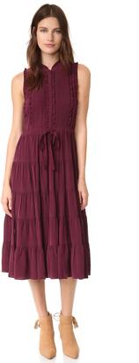 Ulla Johnson Minetta Dress $598 thestylecure.com