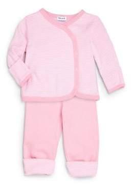 Splendid Baby's Kimono Top & Pants Set