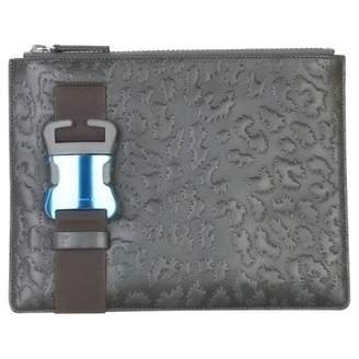Christopher Kane Leather clutch bag