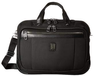 Travelpro Platinum Magna 2 - 15.6 Check Point Friendly Business Brief Luggage