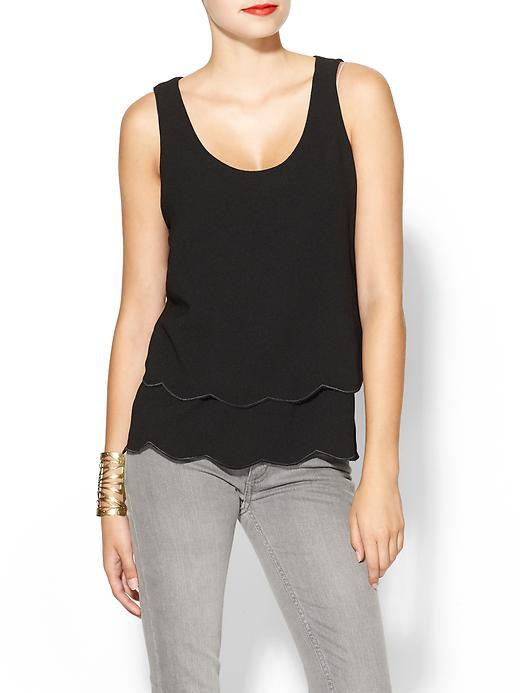 Juicy Couture Cooper & Ella Scallop Tank
