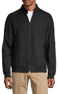 HUGO BOSS Raglan-Sleeve Jacket