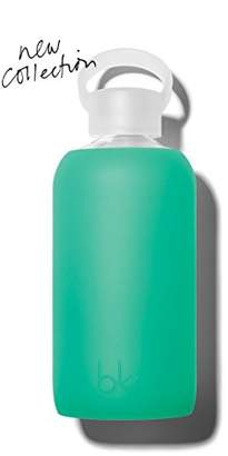 BKR Gramercy Water Bottle with Smooth Silicone Sleeve for Travel