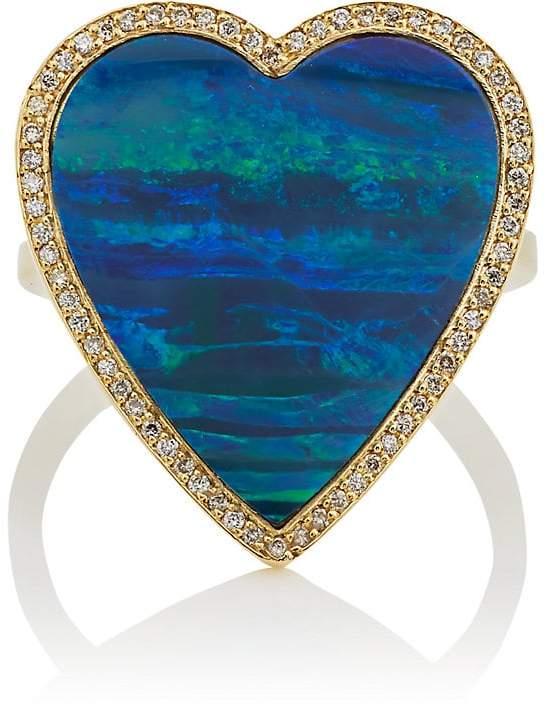 Women's Large Heart Ring