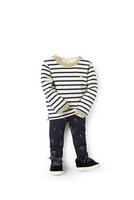 Country Road Stripe Sweat Top