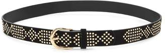 Forever 21 Studded Faux Leather Belt