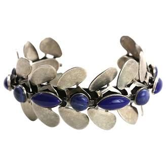 Isabel Marant Blue Metal Bracelet