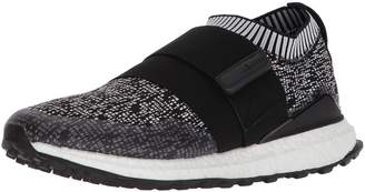 adidas Men's Crossknit 2.0 Golf Shoe FTWR White/Trace Grey, 10 Medium US