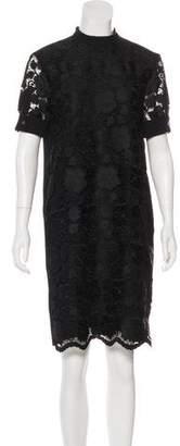 No.21 No. 21 Lace Knee-Length Dress