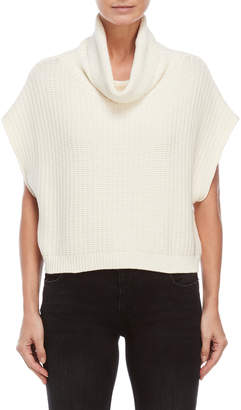 Free People Keep It Simple Cowl Neck Sweater