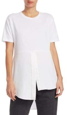 Monse Shirttail T-Shirt