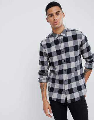 ONLY & SONS Regular Fit Check Shirt