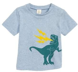 Tucker + Tate Flocked Graphic T-Shirt