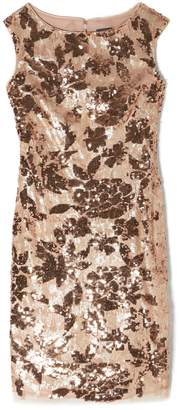 Vince Camuto Sequin Sheath