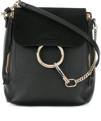 Chloé Faye small backpack