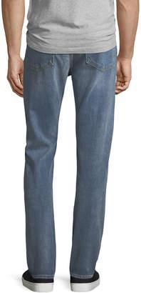 Frame L'Homme Blue Point Jeans, Medium Blue