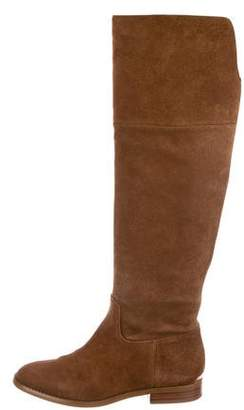 MICHAEL Michael Kors Regina Flat Over-The-Knee Boots