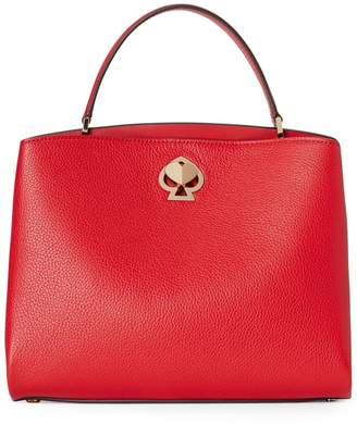 Kate Spade Medium Romy Leather Satchel