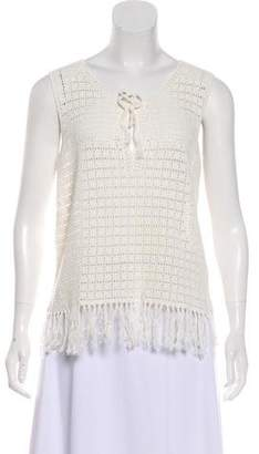 Joie Sleeveless Knit Top w/ Tags