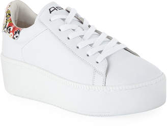 Ash Cult Platform Lace Up Sneakers