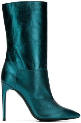 Pollini pointed toe boots