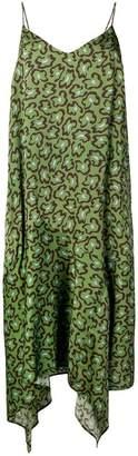 Christian Wijnants Dista leopard print dress