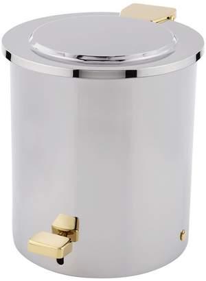 Zodiac Cylinder Pedal Bin