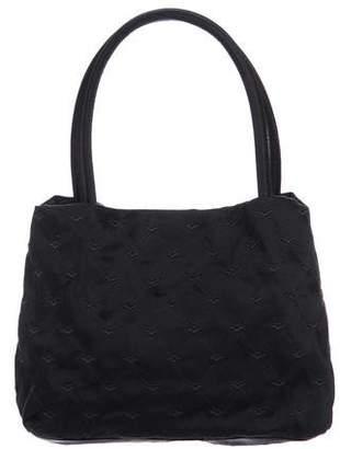 Bottega Veneta Vintage Satin Handle Bag
