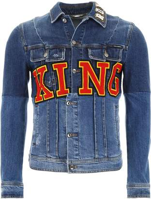 Dolce & Gabbana King Denim Jacket