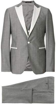 Tagliatore slim-fit two piece suit