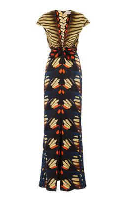 Temperley London Flutter Tie Dress