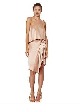 Bec & Bridge Dahlia Asymmetrical Dress