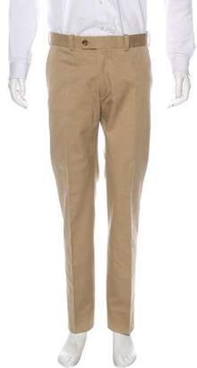 Tom Ford Woven Flat Front Pants