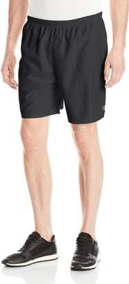 Champion Men's 7-Inch Run Short with Compression
