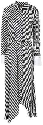 Space 3/4 length dress