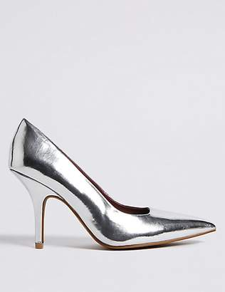 M&S Collection Stiletto Heels Court Shoes