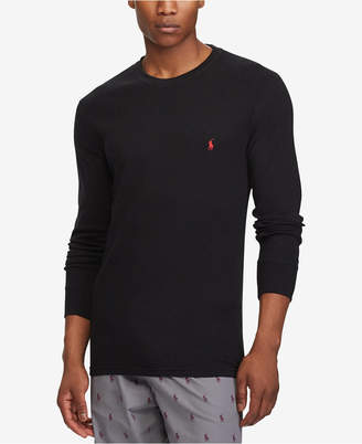 Polo Ralph Lauren Men's Big & Tall Waffle-Knit Thermal
