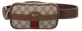 Gucci Ophidia GG Supreme iPhone Belt Bag