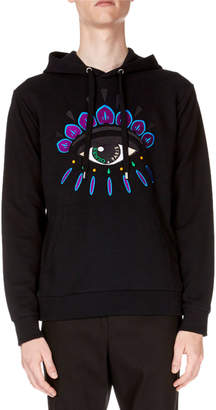 Kenzo Men's Eye Graphic Hoodie