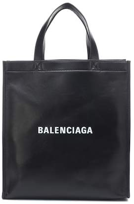 Balenciaga Maket leather tote