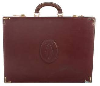 Cartier Must de Briefcase