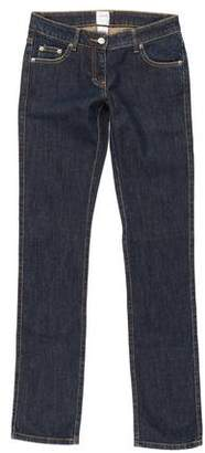Sass & Bide Low-Rise Straight-Leg Jeans w/ Tags