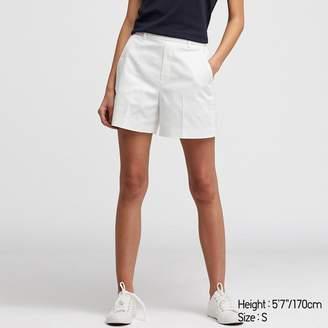 Uniqlo WOMEN Satin Shorts
