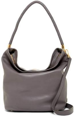 Cole Haan Benson II Leather Hobo Bag
