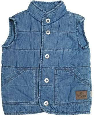 Organic Cotton Chambray Vest