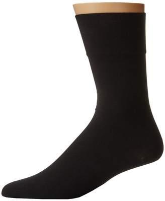 Wolford Cotton Velvet Socks Men's Crew Cut Socks Shoes