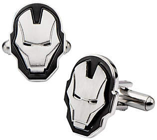 Iron Man Marvel Comics Marvel Stainless Steel Face Cuffflinks