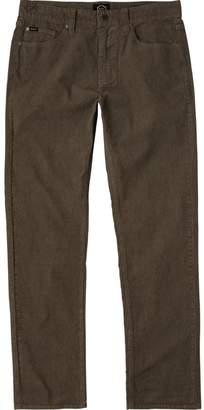 RVCA Daggers Pigment Corduroy Pant - Men's