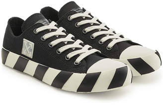 Off-White Low-Top Sneakers